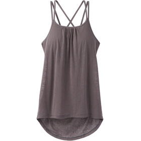 Prana Mika Strappy Mouwloos Shirt Dames bruin